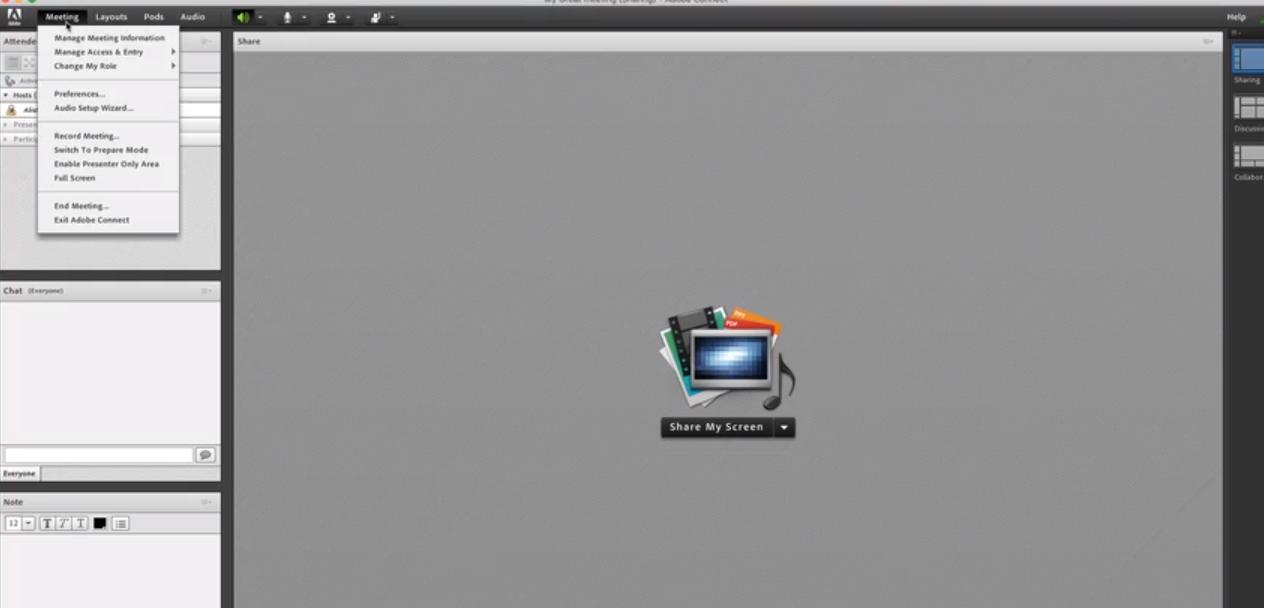 Adobe Connect Logiciel - 3