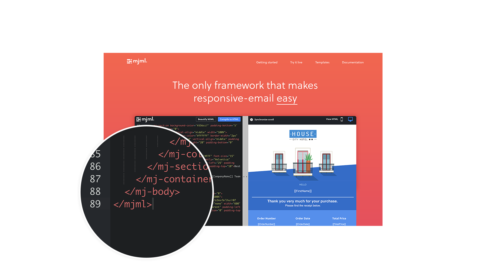 Mailjet Software - Responsive email