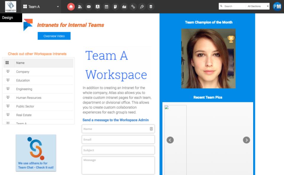 Enterprise Collaboration Suite Logiciel - 1
