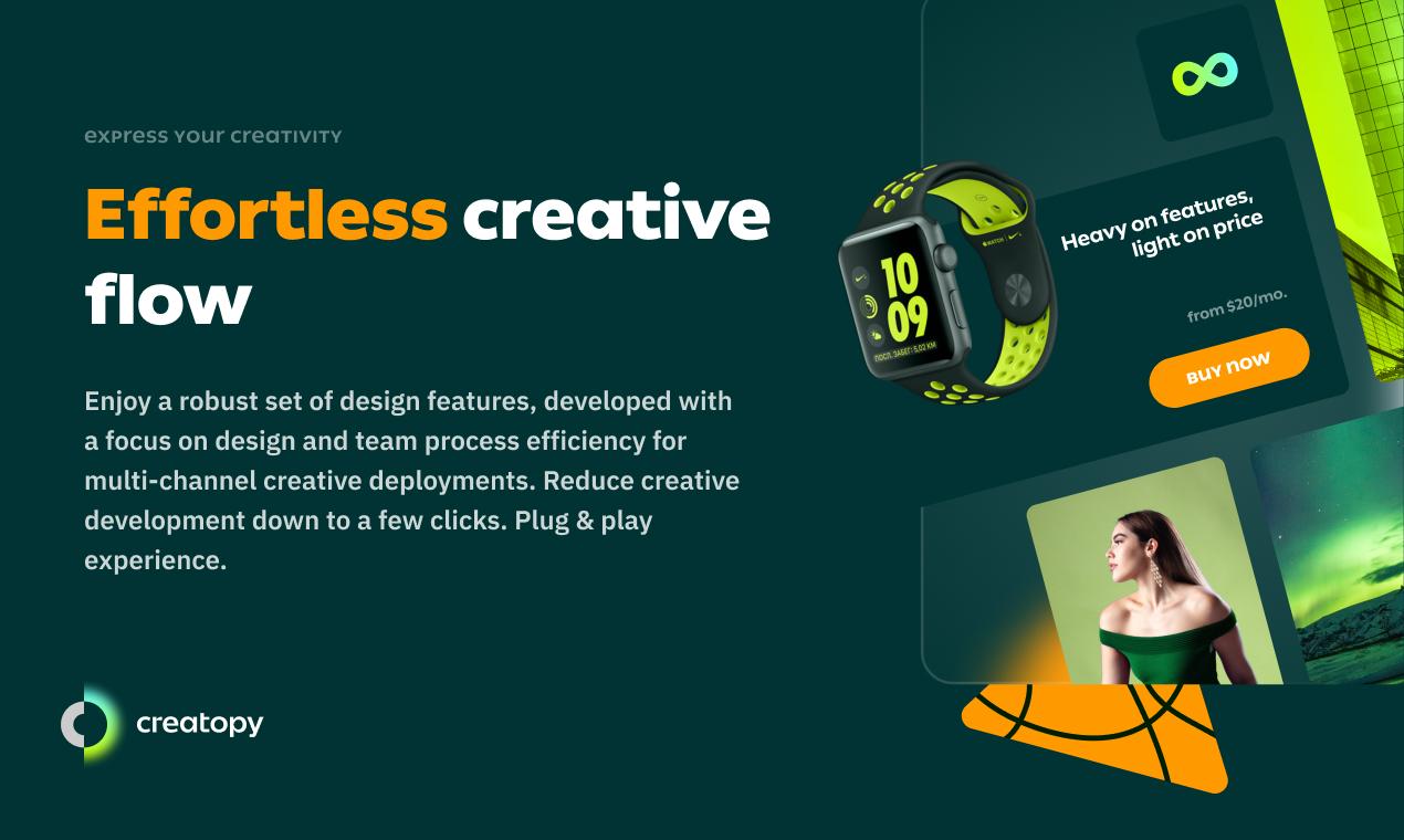 Creatopy Software - 5
