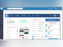 BigContacts Software - Seamless integration of CRM & Email Marketing software
