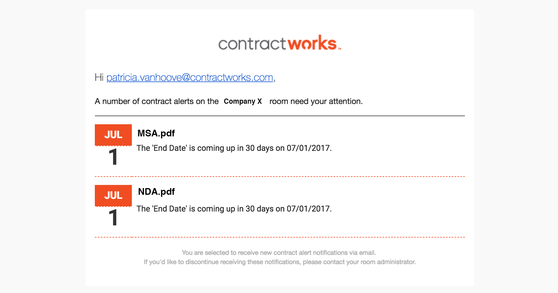 ContractWorks Software - 3