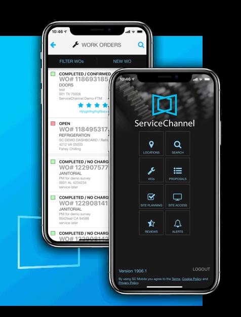 ServiceChannel Logiciel - 2