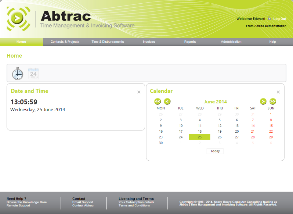 Abtrac Software - 1