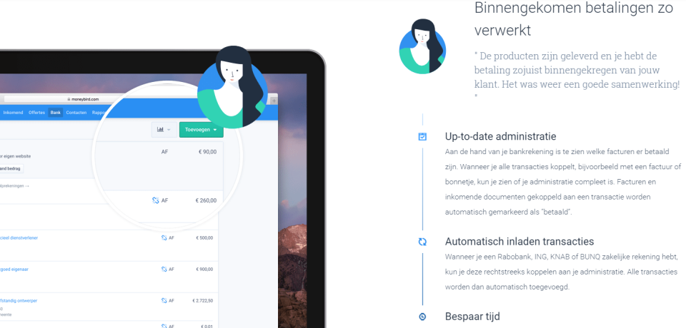 Moneybird Software - 2