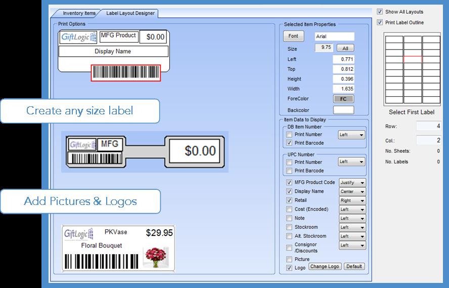 GiftLogic Software - 5