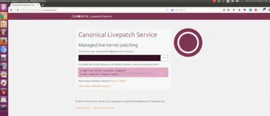Livepatch Service