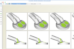 CAESES screenshot: CAESES variants screenshot