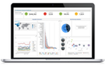 Husky AI screenshot: Gain valuable business insight from real-time analytics