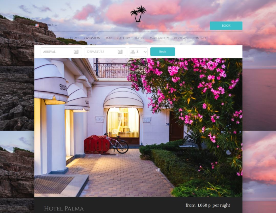 Lodgify's vacation rental website templates have the tools you need to launch your business and increase bookings.