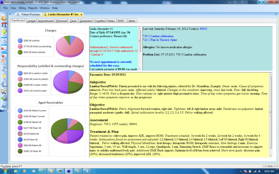 ECLIPSE Software - 3