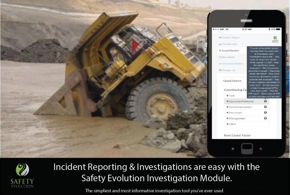 Safety Evolution Software - 2
