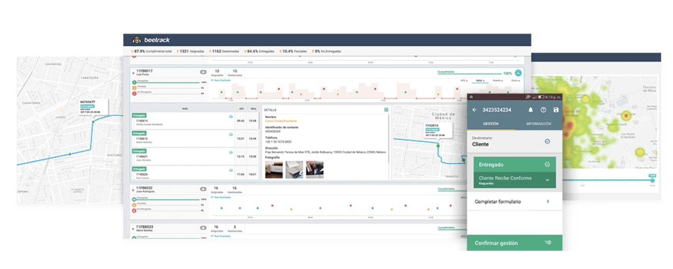 Beetrack Software - 1