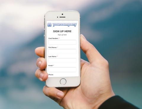 LoyaltyGator Software - Custom fields to collect relevant customer data