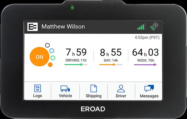 EROAD Software - 1