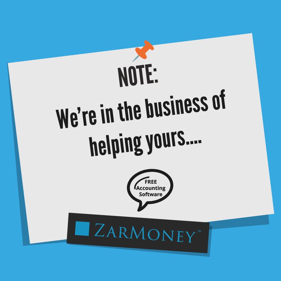ZarMoney Software - 4