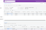 MYOB Advanced Manufacturing Edition screenshot: Production Order Details