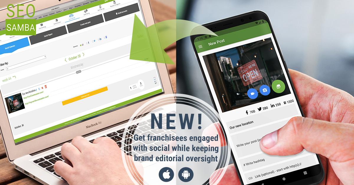 Mobile Social App and Share Corporate Calendar