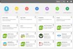 Capture d'écran pour Univention Corporate Server : Univention Corporate Server app management