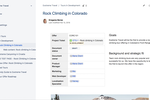 Confluence screenshot: Have a home for all your documentation and organize them in a consistent structure