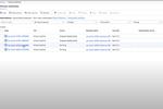 Capture d'écran pour Frame : Frame virtual machines list
