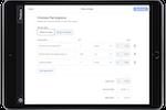 Capture d'écran pour Lightspeed POS : Control your margins with recipe management