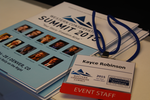 YesEvents screenshot: Create custom and personalized event tickets, badges, and more
