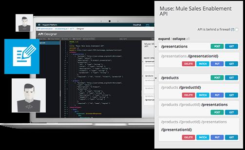 API Designer - Designing, documenting, and testing APIs without writing code