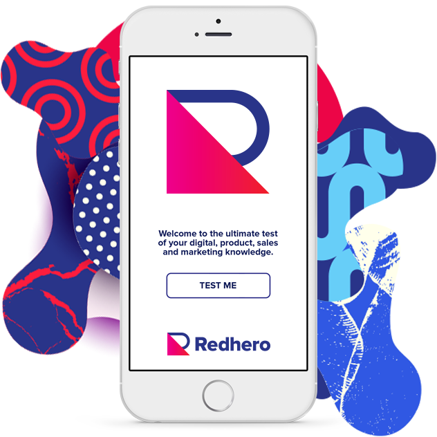 Redhero couples technology with marketing, sales and psychology intelligence to forge engaging learning experiences for organizations