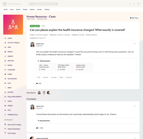 Organize Workflows & Automate Notifications