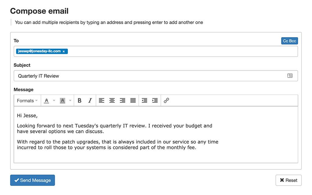 SolarWinds Mail Assure offline mode
