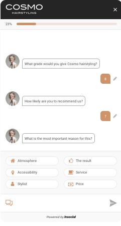 Insocial conversational surveys