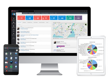TrackTik Software - TrackTik dashboard