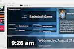 Capture d'écran pour TelemetryTV : TelemetryTV playlist zone screenshot