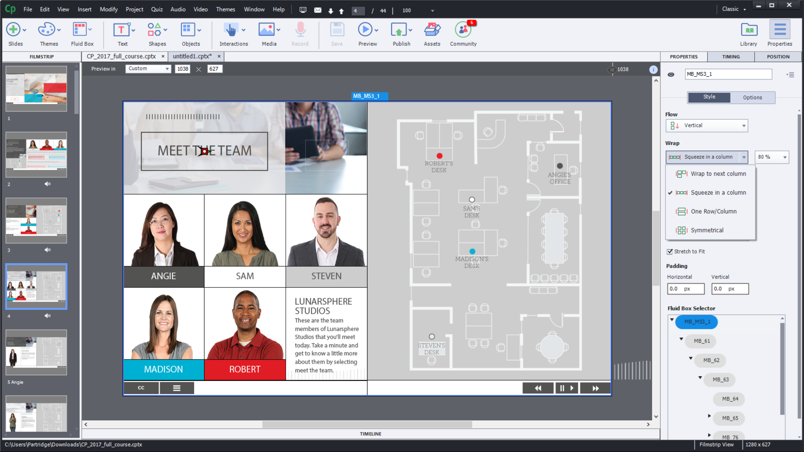 Convert your PowerPoint slides to interactive eLearning content without any programming