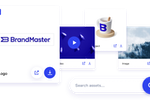 BrandMaster screenshot: Digital Asset Management - It's not worth taking any risks with digital assets. You need a system that stores, shares and organizes all your media files centrally in one source. Here's how you go about it.