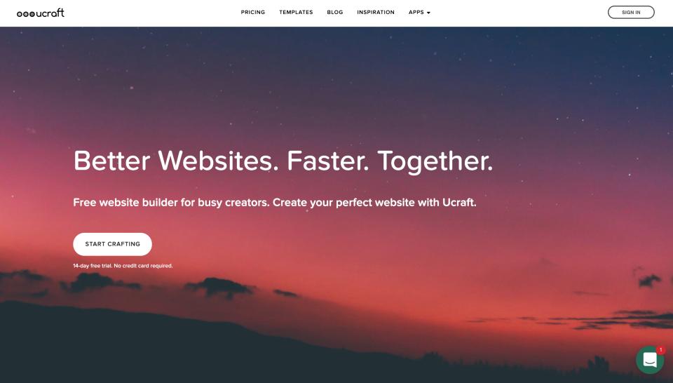 Better Websites. Faster.
