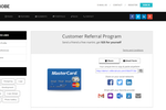Referral Rock Software - Setup multiple, customizable customer referral programs with unique links and integrations for quick social sharing
