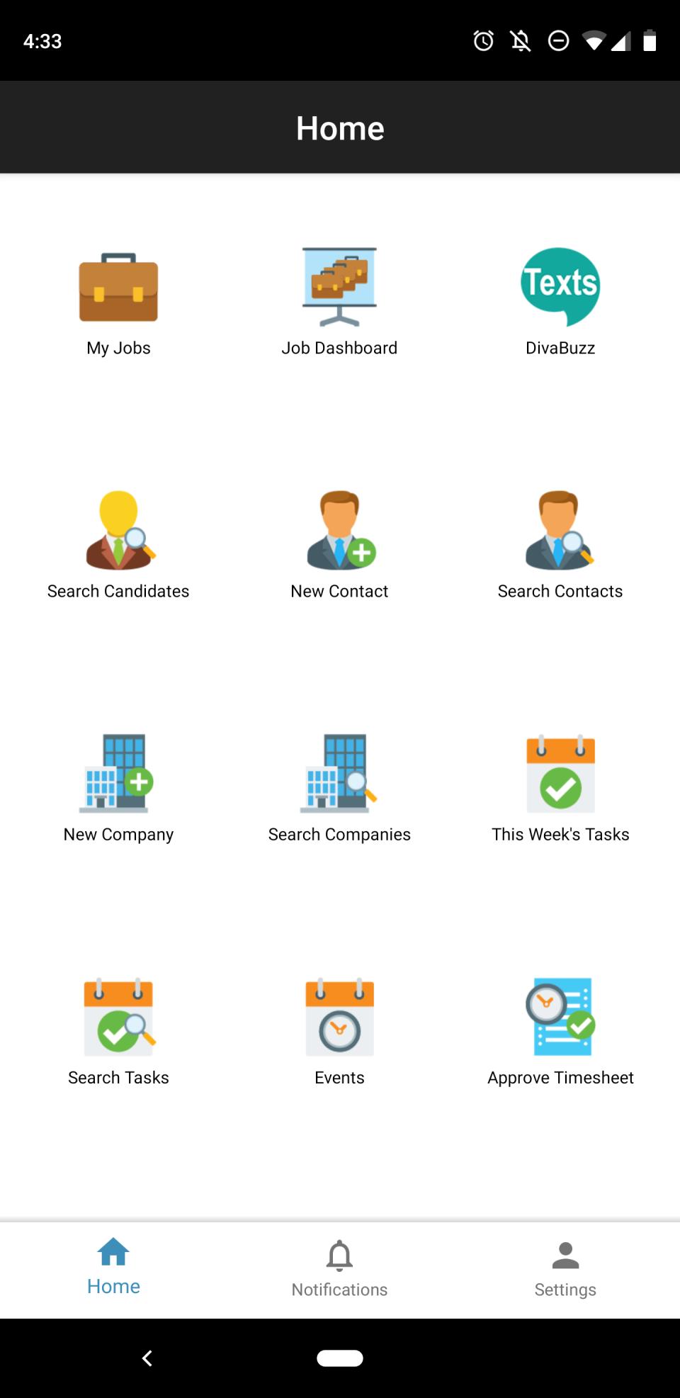 JobDiva Software - 1