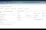 Capture d'écran pour Kloudville : Customer details can be managed in Kloudville
