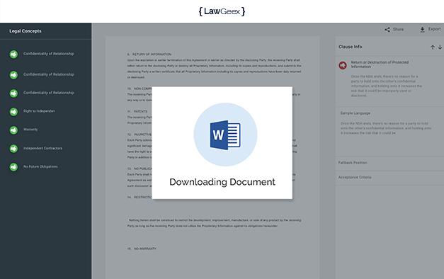 LawGeex download