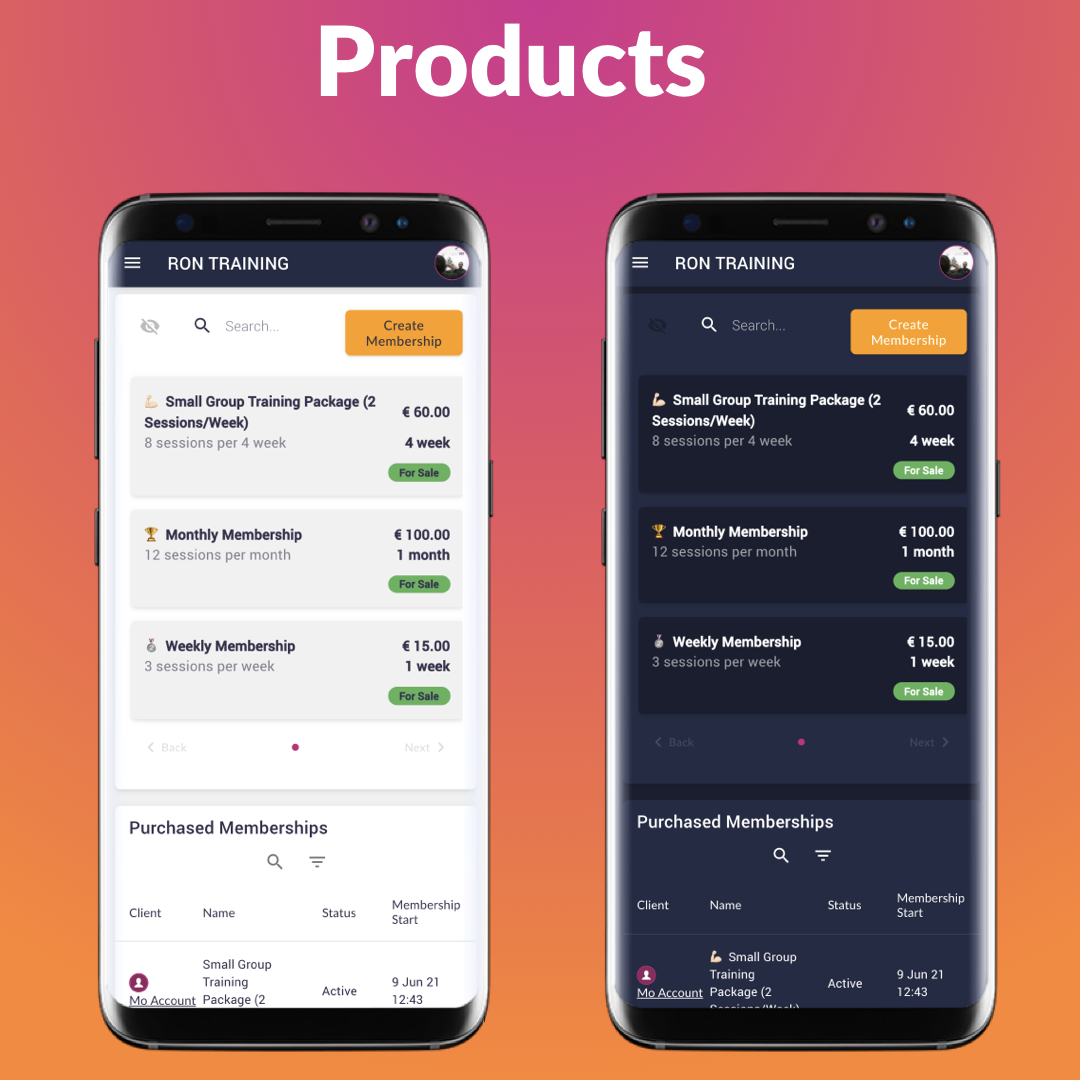 Sell Packages & Membership with ease! Streamline your finances with automated payment processing. Track and forecast your expected income, and collect payments on time.