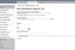 BioRAFT screenshot: BioRAFT lab inventory tracker