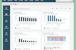 ADP Workforce Now screenshot: Analytics Example - dashboard