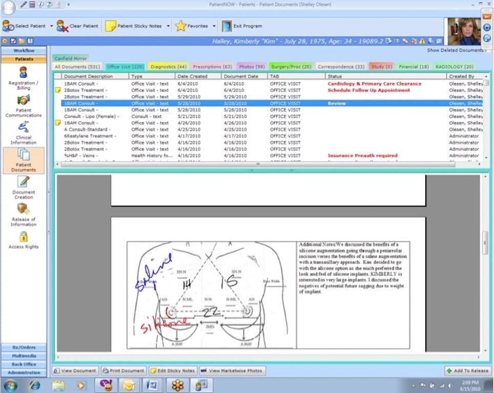 PatientNOW Software - 5