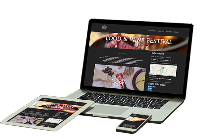 Floktu is an online event registration and ticketing solution for defining event registration pages that are optimized and responsive across all devices