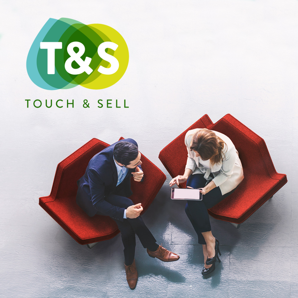 Touch & Sell Software - 1