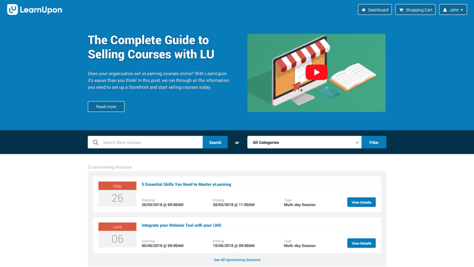LearnUpon Software - 1