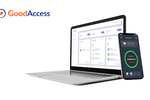 Capture d'écran pour GoodAccess : Access your private network with static IP from any device. It takes one-click to connect from Windows, macOS, Android, and iOS GodAccess apps. You can also use manual IKev2 / OpenVPN configuration to connect all your devices.