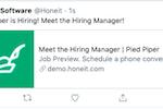 Honeit screenshot: Honeit recruiting marketing